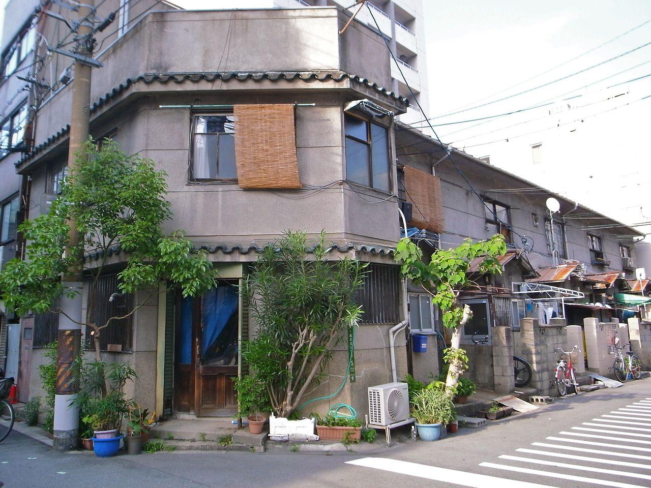 Nishi-Temma, Osaka, Japan.