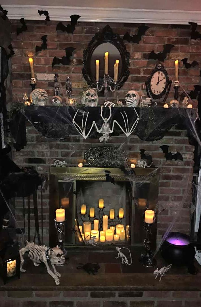 Photo Credit Robin Destefano Grandin Road Spooky Decor