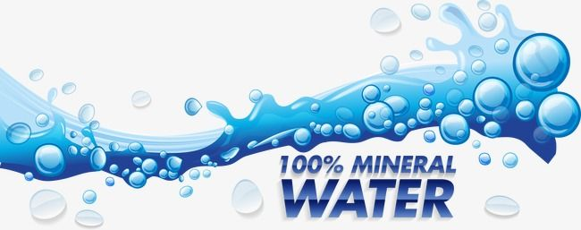Blue Water Drops Vector Material Blue Water Drop Png Transparent Clipart Image And Psd File For Free Download Water Drop Vector Blue Water Clip Art