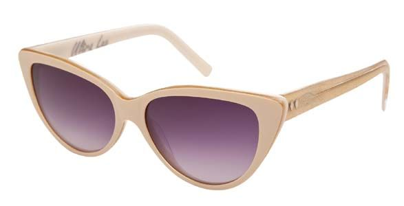 0da68fe3cba Ultra Lux Sunglasses by Tres Noir- CREAM   GOLD FLAKE I own a pair and they  are marvelous!  3  em