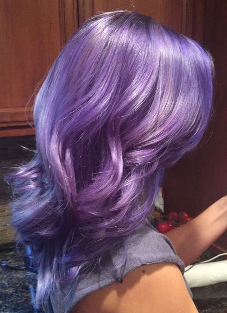 Argan Oil Hair Colors Bubble Gum Pink Hot Midnight Blue Pastel Aqua Joico Light Purple Instagram Jasbagleyhair