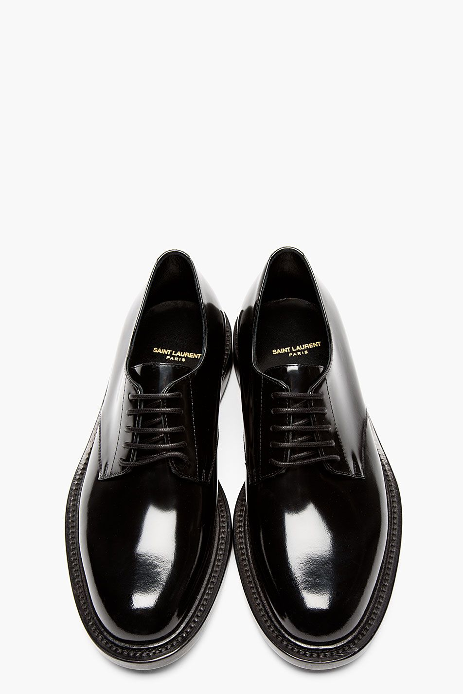 159182148c8 Laurent/Black Shoes. | Things to Wear | Shoes, Derby shoes, Dress shoes