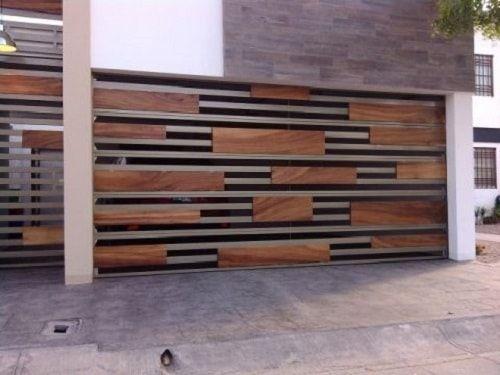 25+ naturally stunning wooden driveway gate design id …