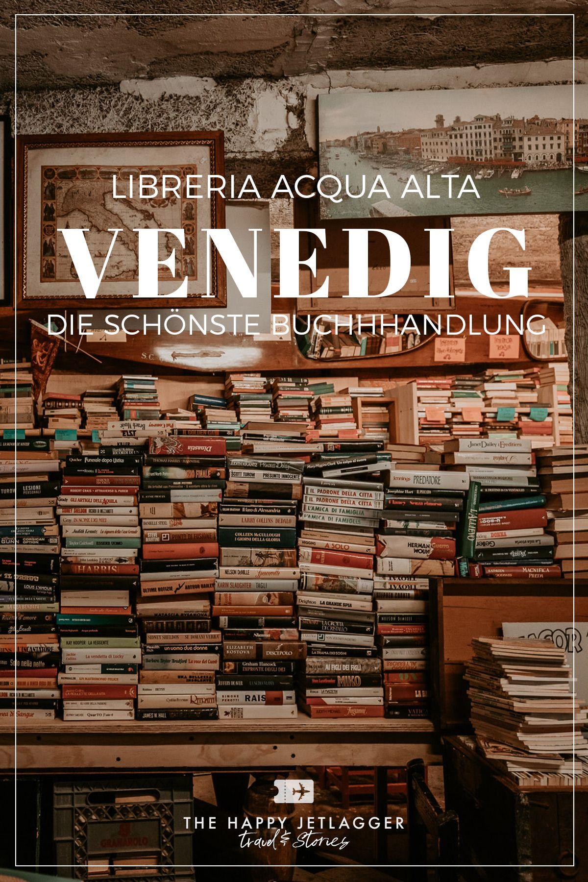 Photo of Libreria Acqua Alta Venice: The craziest bookstore ever!