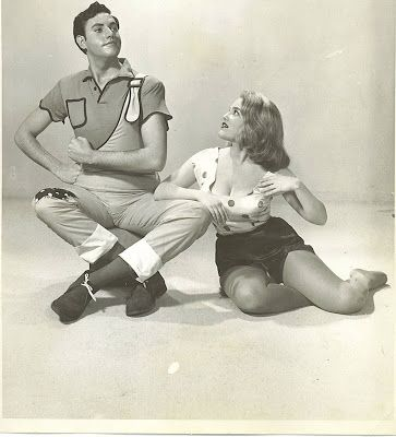 Madeline Kahn in stage production of In Li'l Abner at Hofstra University