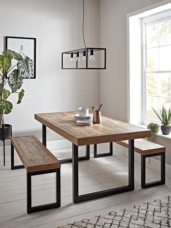 Loft Dining Table - Rectangular