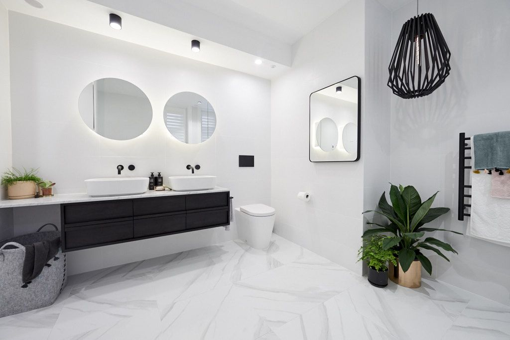 Kerrie And Spence Main Bathroom Reveal Bathroom Inspiration The