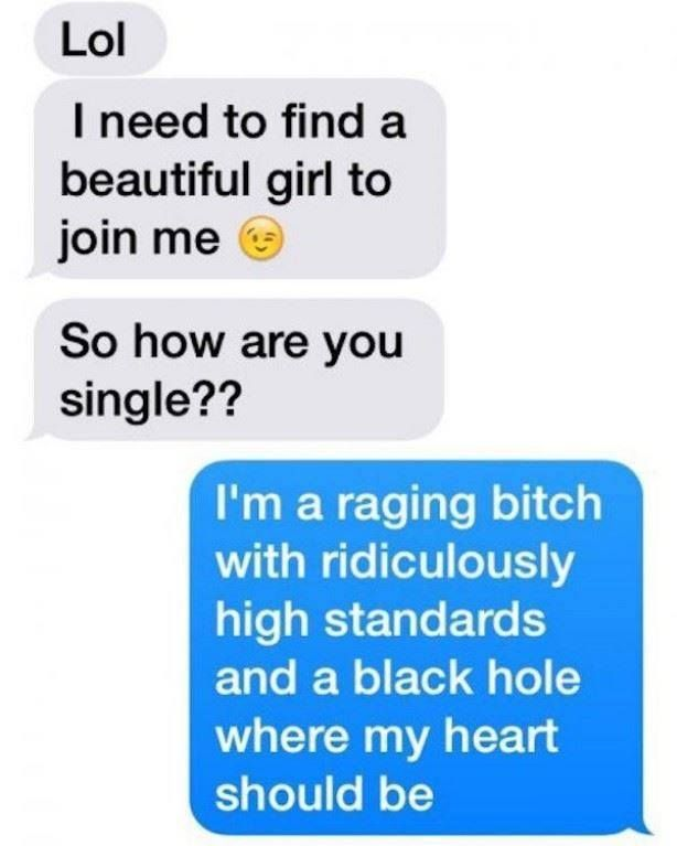 7a55ddf7323e4f6161c2fc9bcdb6be83 pretty much text messages pinterest funny messages, random