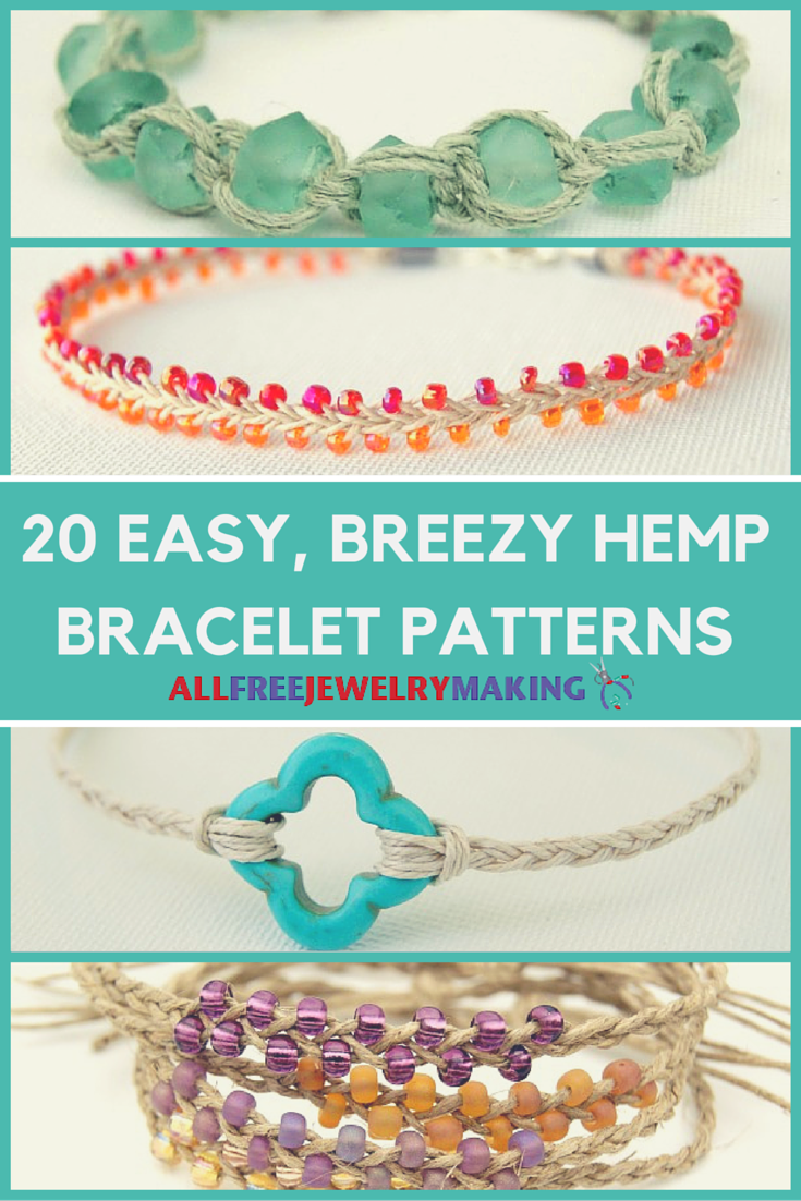 29 easy breezy hemp bracelet patterns hemp bracelets bracelets 29 easy breezy hemp bracelet patterns fandeluxe Images