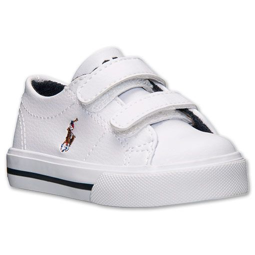 512df9d88da Boys  Toddler Polo Ralph Lauren Scholar EZ Casual Shoes