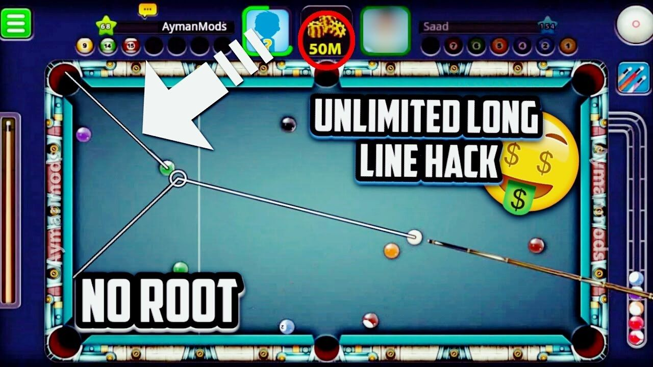 8 Ball Pool Apk V3 12 4 Mega Mod Android Sports Games From