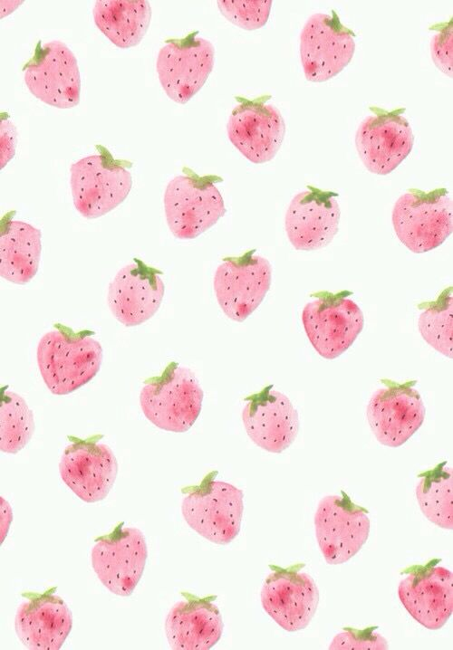 Cute Pastel Strawberry Tumblr Wallpaper Wallapers Fruit Wallpaper Pattern Cute Pastel Wallpaper Pretty Backgrounds For Iphone This purple aesthetic print is a wall art printable that reads bad witch, this pastel witch art print would fit pastel witch aesthetic and fulfill the need for you not to be mistaken for one of the good. cute pastel strawberry tumblr