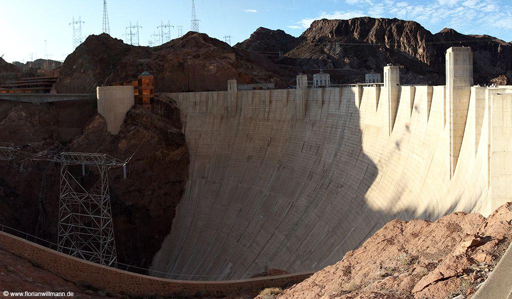 Mehr Fotos der Hoover-Talsperre bei Las Vegas findet ihr auf meiner Webseite: www.florianwillmann.de