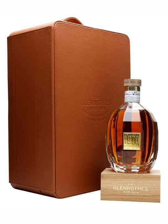 9ecfc75aa14 Glenrothes 1970   Extraordinary Cask  10573   Buy Online - The Whisky  Exchange - An impressive first entry in Glenrothes s Extraordinary Casks  series