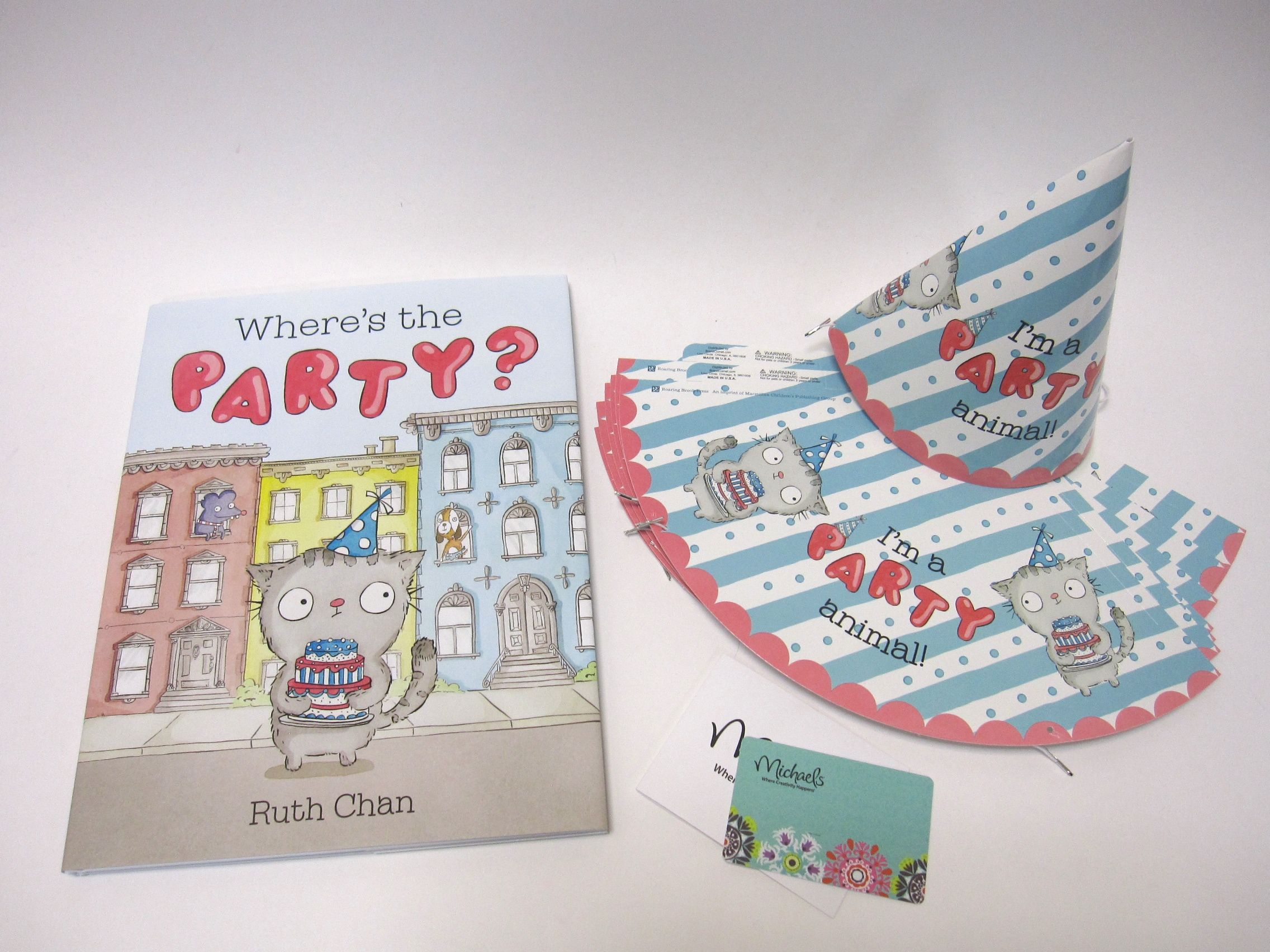 Where\u0027s the Party? Giveaway | Party giveaways, Project nursery and ...