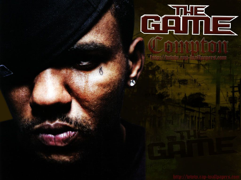 The Game Rapper Images The Game Hd Wallpaper And Background All