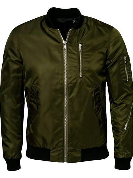 Jacket 45 - Blk Dnm - Army Green - Jackets And Coats - Clothing - Men -  NlyMan.com Uk b4156eabf8d
