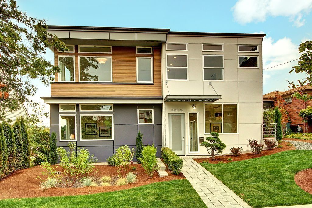 Modern Exterior of Home - Find more amazing designs on Zillow Digs on zillow living room designs, zillow bathroom designs, zillow bedroom designs,