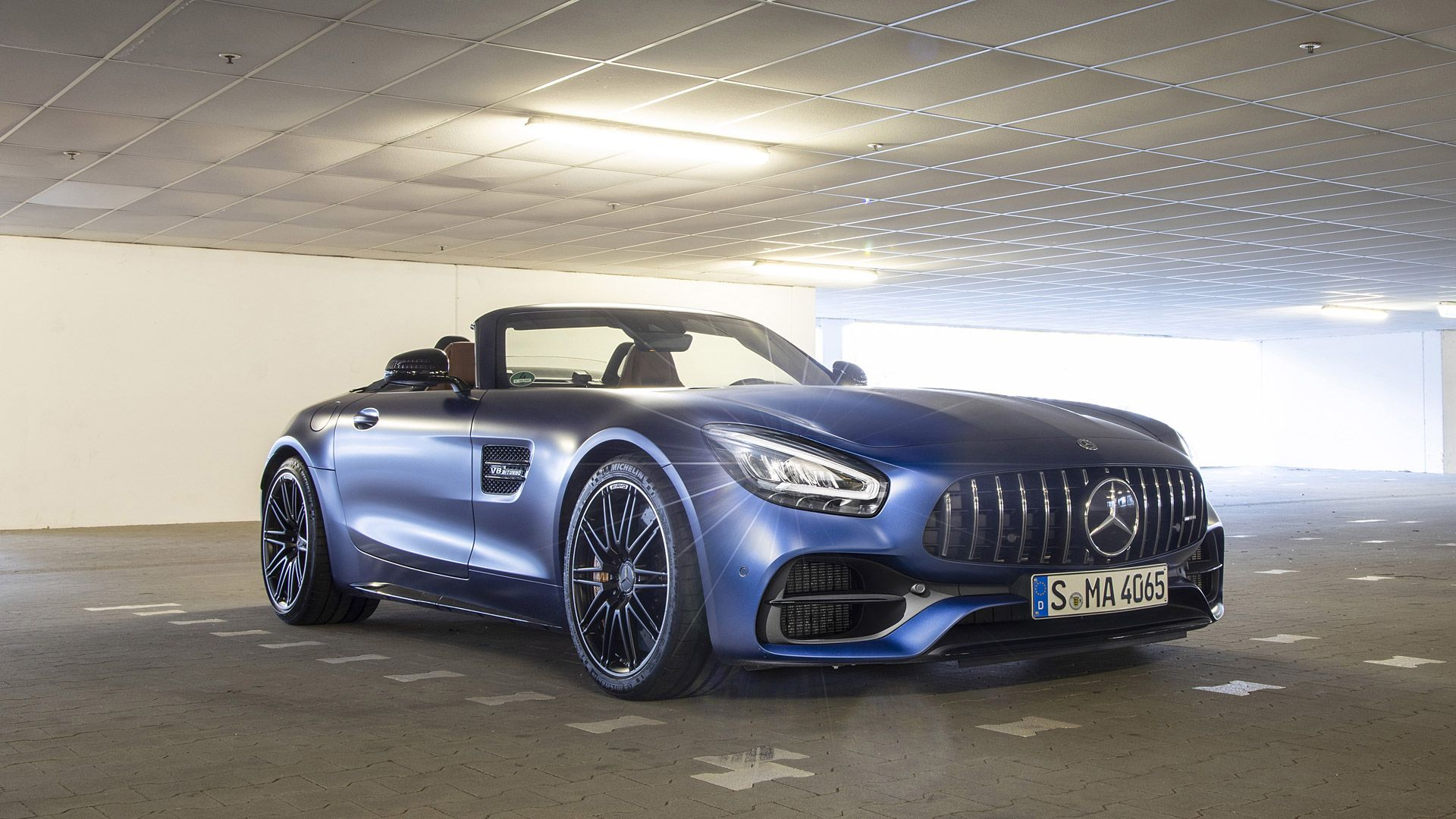 For The 2020 Model Year Mercedes Have Honed The Performance Of