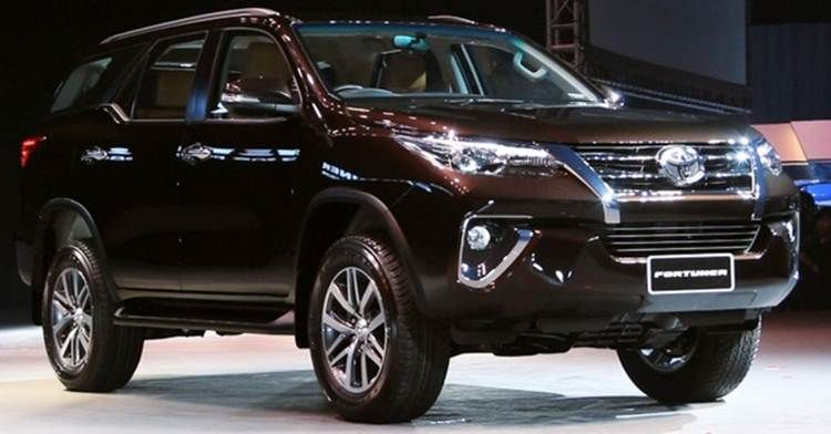2018 Toyota Fortuner Concept And Release Date Mobil Gambar