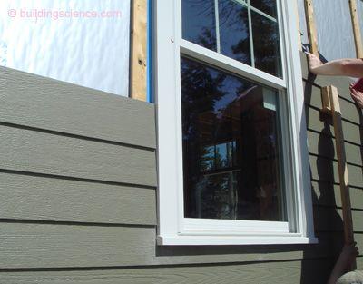 Best Installing Exterior Window Trim Contemporary - Interior ...