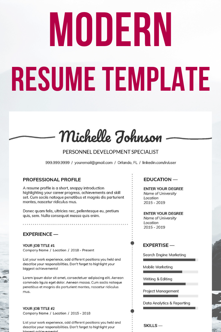 resume layout perfect resume example basic resume