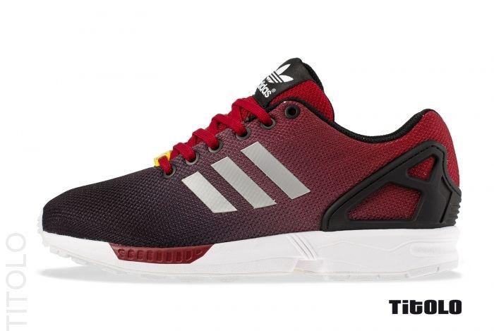 Adidas ZX Flux M21059 BlackMetallic SilverCardin Titolo