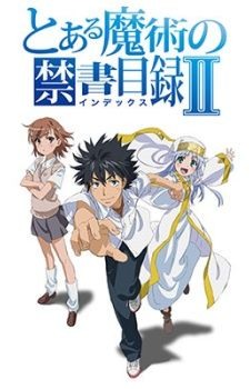 Скачать торрент to aru majutsu no index [2011, fighting, action.