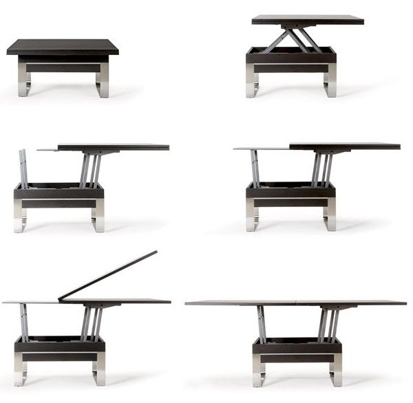 Adjustable Height Coffee Dining Table Foter Coffee Table
