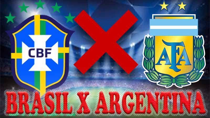 Jogo Ao Vivo Brasil 1x0 Argentina Duelam Por Vaga Na Copa America