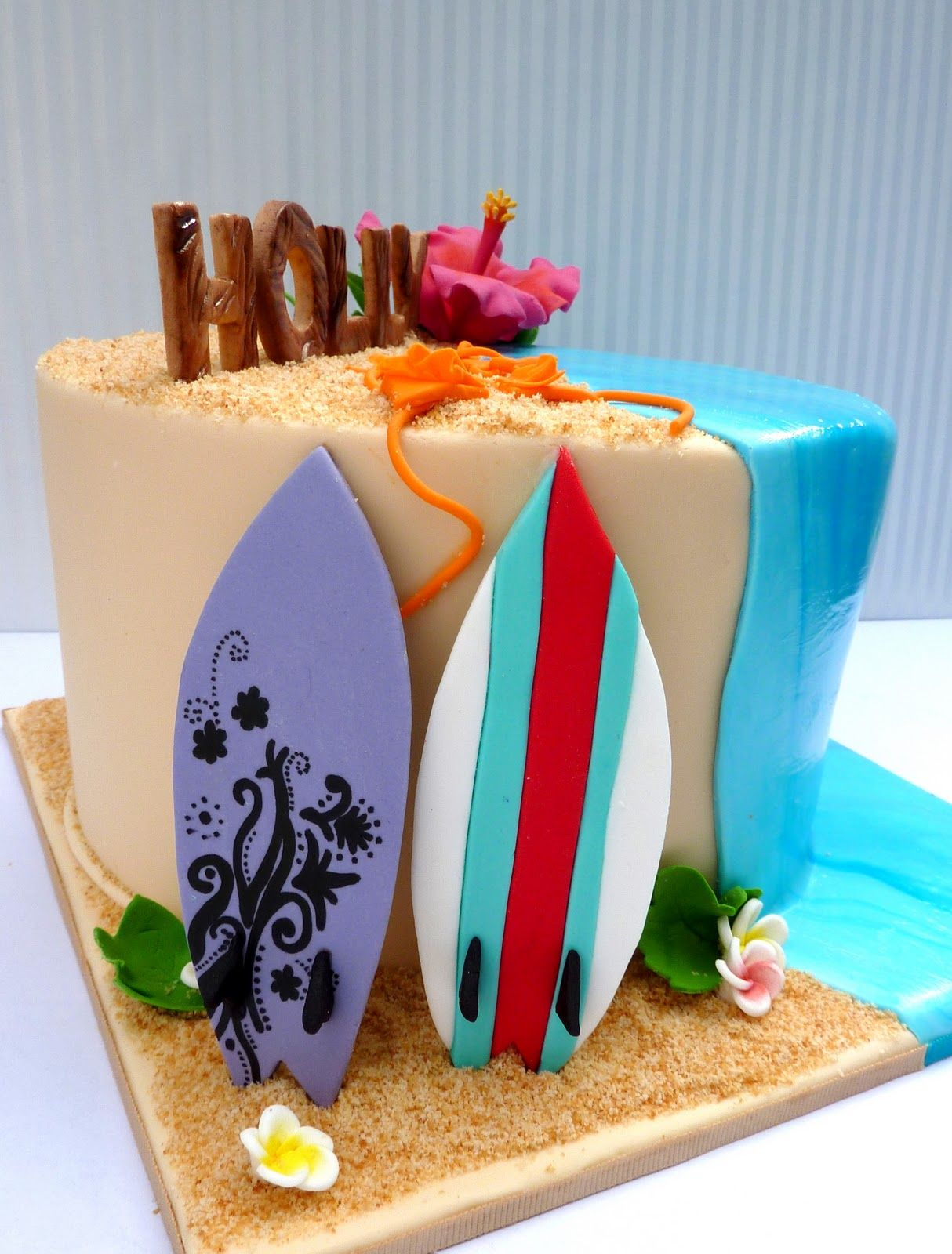 Surf Up #fooddecoration, #food, #cooking, https://facebook.com/apps/application.php?id=106186096099420