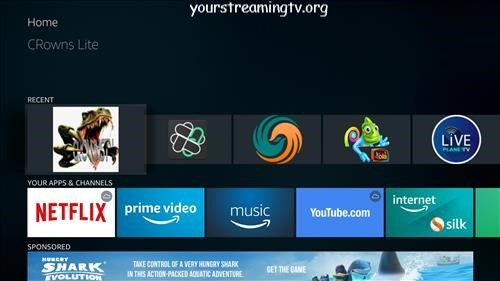 CRowns Lite Apk All Fire TV Devices Install Guide – Your Streaming