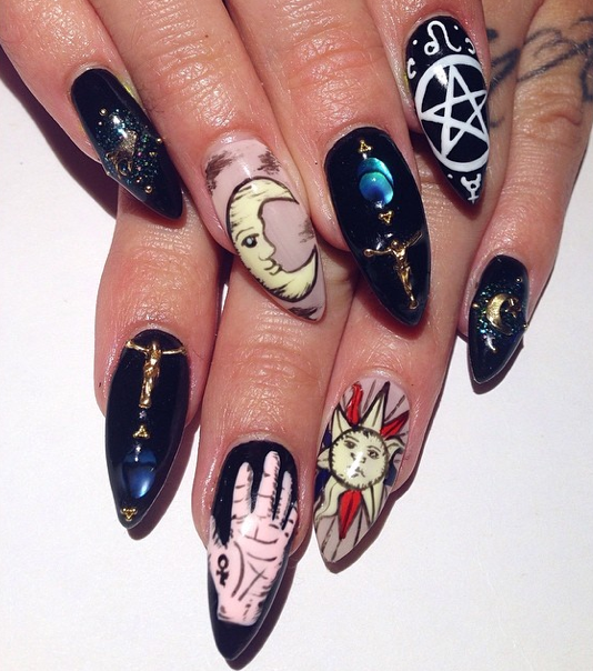 Pin by Krista Knudson on nails | Pinterest | Factors, Authors and ...