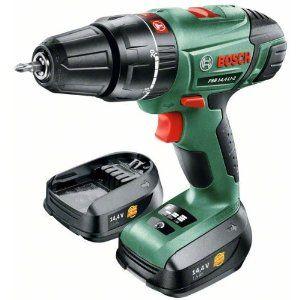 Bosch 0603982401 Schlagbohrmaschine Psb 14 4 Li 2 2 Akkus