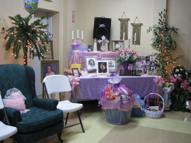 90th birthday party for my grandmother this table was the for 90th birthday decoration ideas