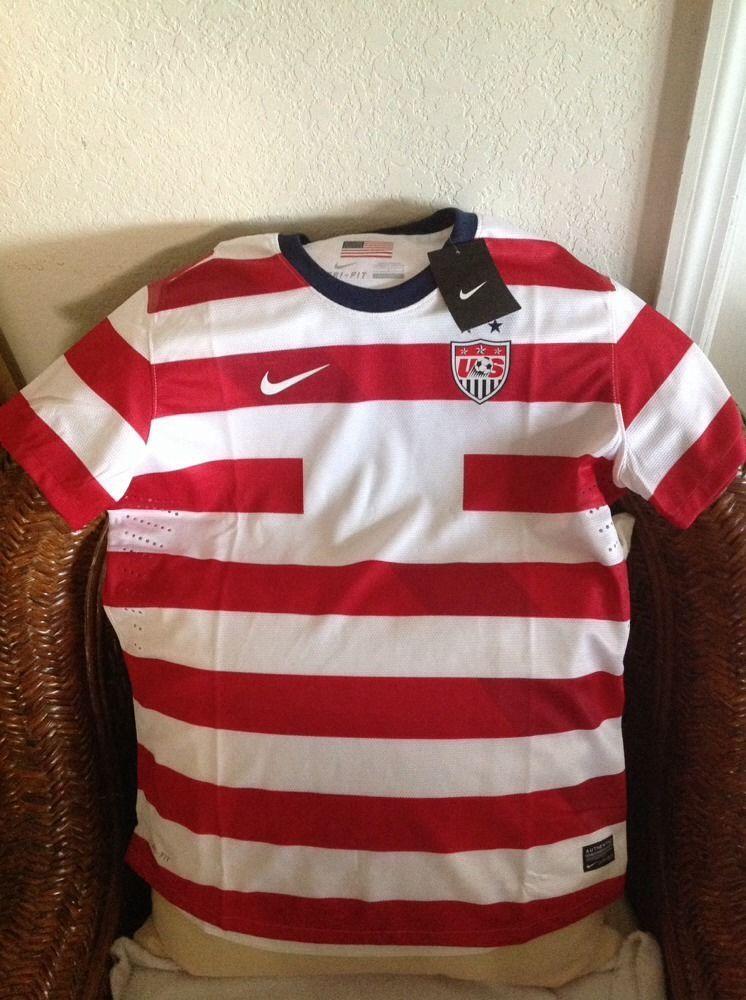 USA Nike waldo World Cup Soccer Jersey size L womens in Sports Mem ... e8ca86e715