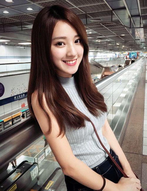 Taiwan Girls  Photo  Girl  Taiwan, Beautiful, Beauty-9995