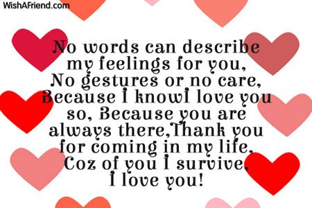 Love Messages For Boyfriend  Quotes    Messages Poem