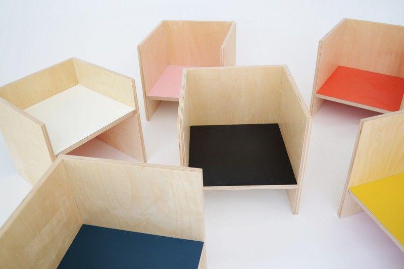 Trend Inspiration einfach DIY Ideen aus Holz f rs Kinderzimmer und den Rest der