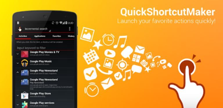 Download Quickshortcutmaker Apk 2 4 0 Latest Version Smartphone