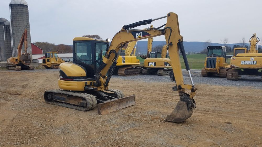 2003 Caterpillar 305 CR Mini Compact Hydraulic Excavator