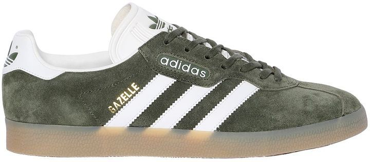 $100 Gazelle Super Suede Sneakers | Adidas shoes, Sneakers, Adidas ...