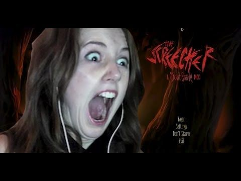 The Screecher, a new mod for Don't Starve! This has been done so many times but my faces are too funny not to upload! Perfect scares for Halloween ;)