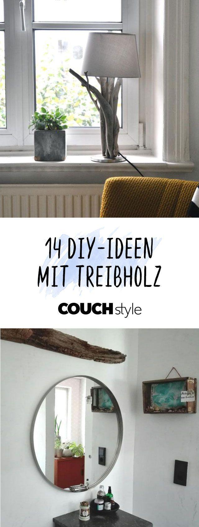 Treibholz • Bilder & Ideen #kronleuchterselbstbauen