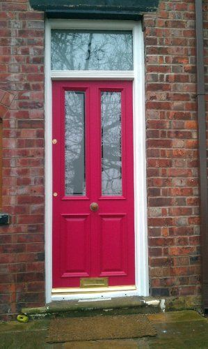 Grand Victorian Etched - Rectory Red - by Bolton Joinery & Grand Victorian Etched - Rectory Red - by Bolton Joinery | Home ...