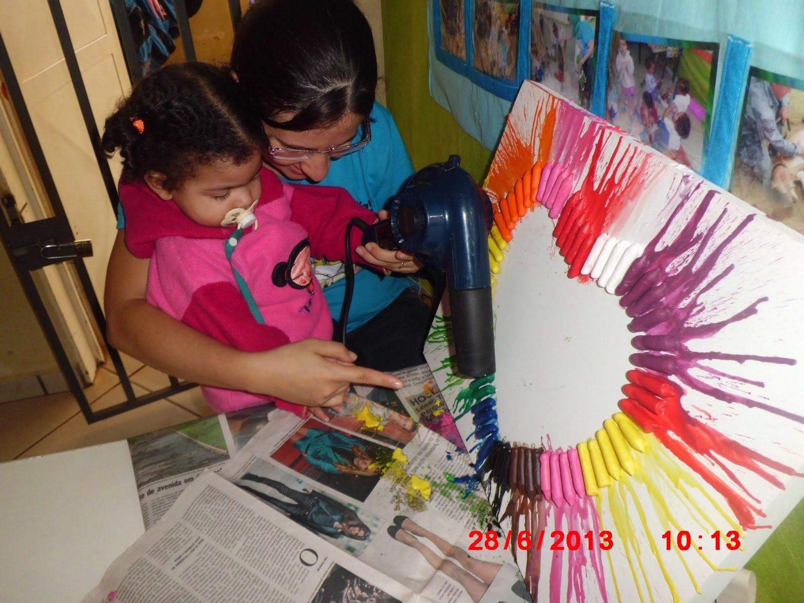 Preferência tecnicas de pintura para educação infantil - Pesquisa Google  CH39