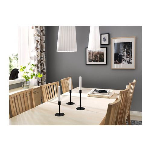 Bjursta Extendable Table Ikea Dining With 2 Extra Leaves Seats 4 8 Makes It Possible To Adjust The Size According