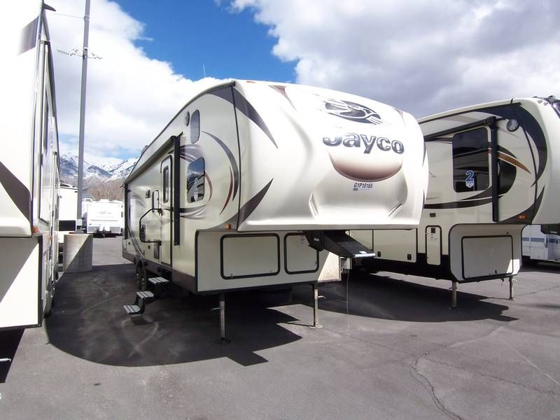 Camping World Kaysville >> 2016 Jayco Eagle Ht 29 5fbds 5th Wheels Rv For Sale In