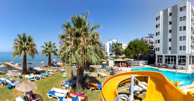 Bella Pino Hotel - Kuşadası Güzelçamlı Otelleri | İletişim 0256 645 01 20