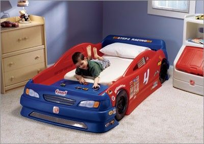 Toddler Size Bunk Beds Race Car Beds Little Tikes Sports Car